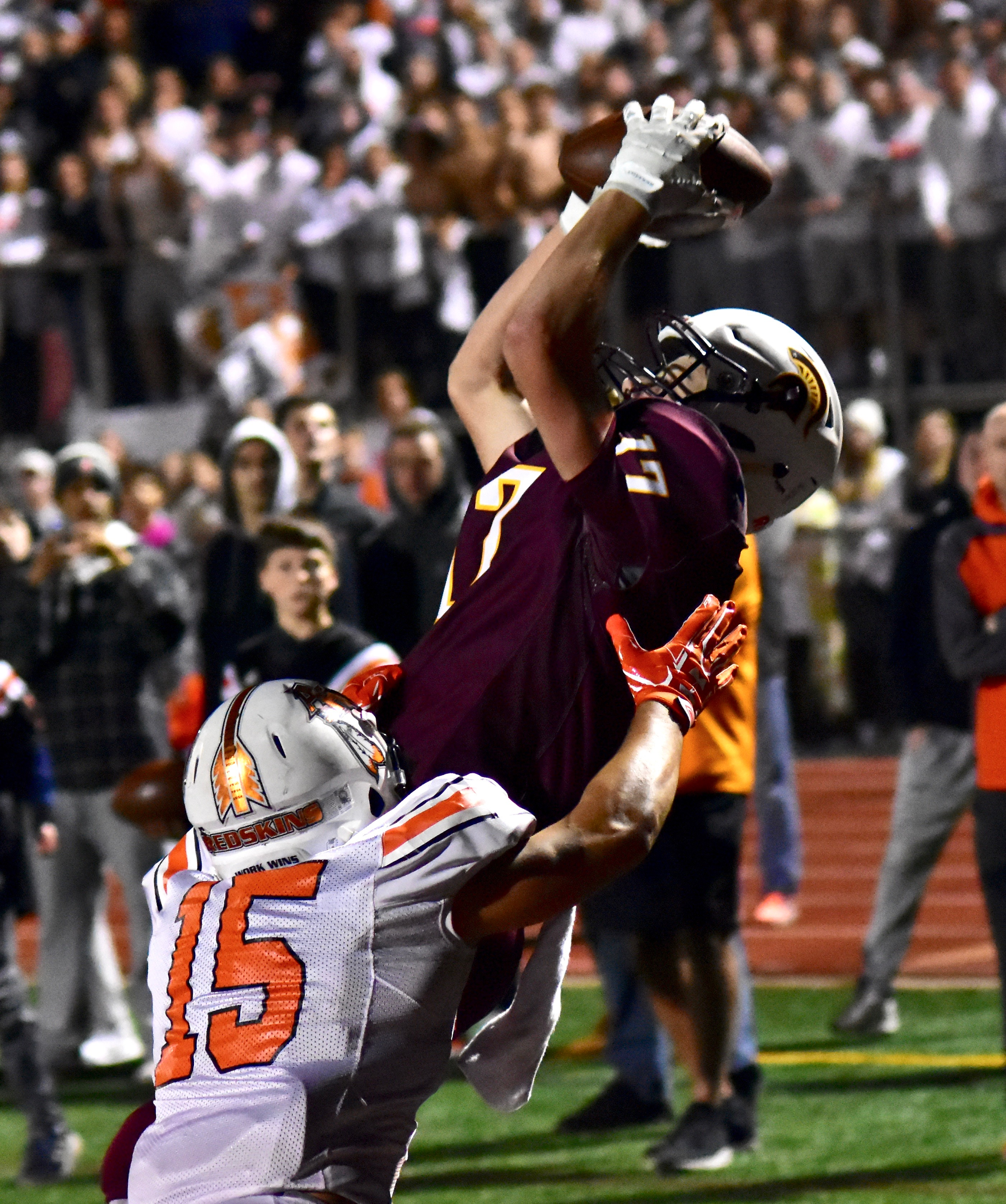 THRILLER/Turpin tops Anderson 29-28