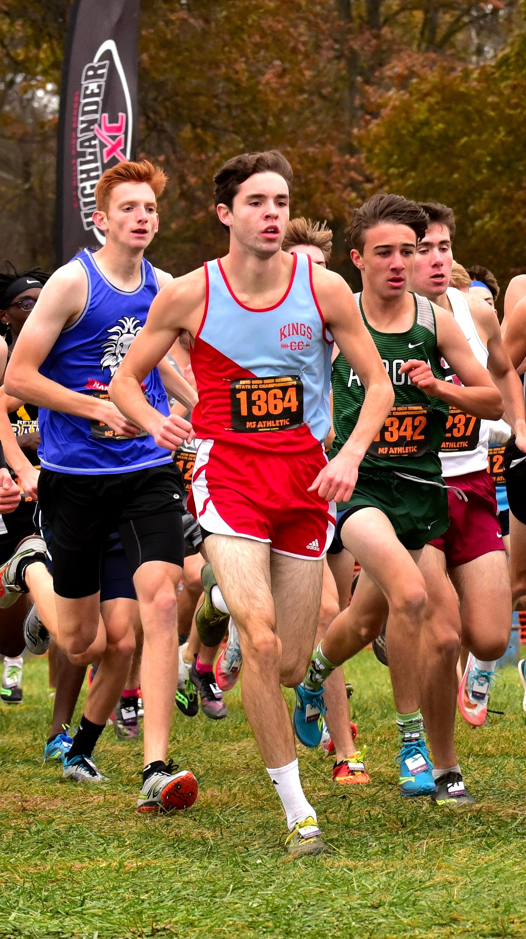 2019 OHSAA State Cross Country Championships