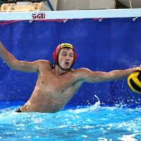 St. Xavier vs. Sycamore Varsity Boys Water Polo - Sept. 4, 2018