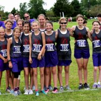 2019 Moeller Primetime Cross Country Invitational/JV & Jr. High Runs